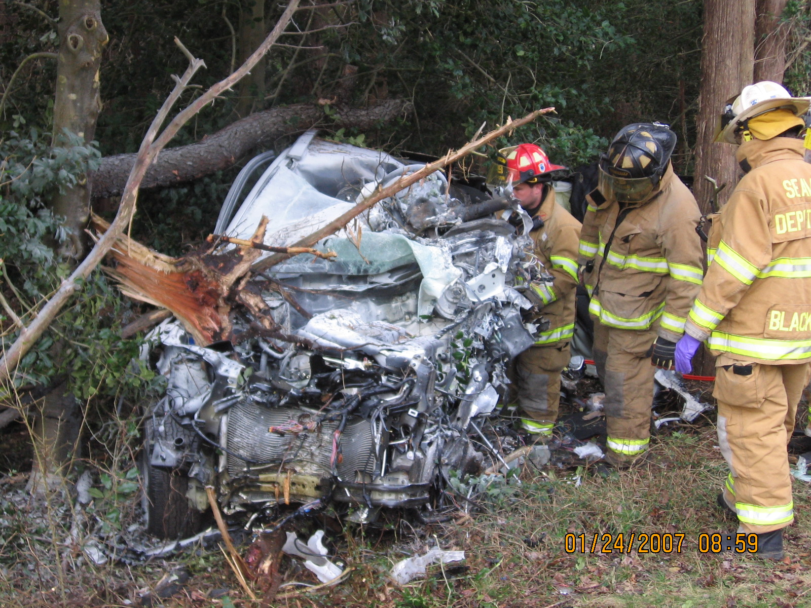 Recent incidents seaville fire rescue for Garden state parkway accident reports
